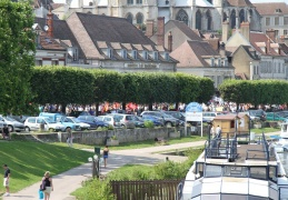 Manifestation (protest march) Auxerre