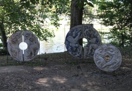 Sculpture exhibition, Andresy
