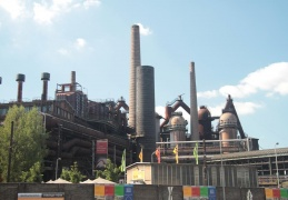 World Heritage Steelworks, Volkingen Hutte