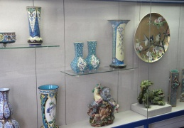 Beautiful ceramics made in Sarreguemines