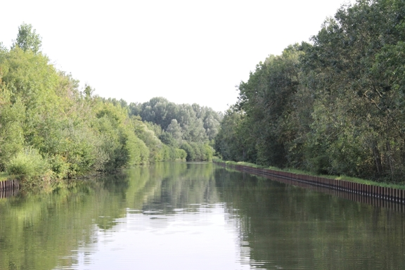 Canal from the Sambre to the Oise