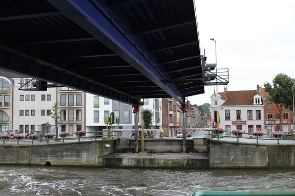 Lifting Bridge, Oudenaarde