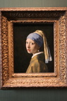 Mauritshuis Museum, The Hague; Vermeer's most famous