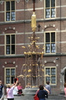 The Hague; courtyard of State Apartments