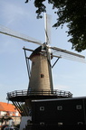 Windmill, Far South of Holland