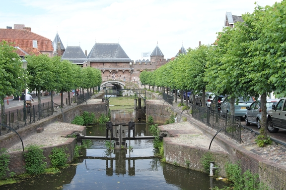 Canals in Amersfoort