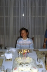 Birthday party about 1990