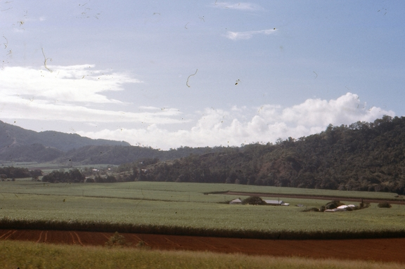 Views between Kuranda and Cairns