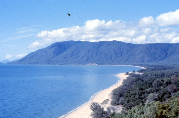 Views  from Grassy Hill, Cooktown