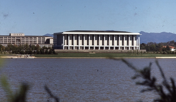 National Library, Canberra