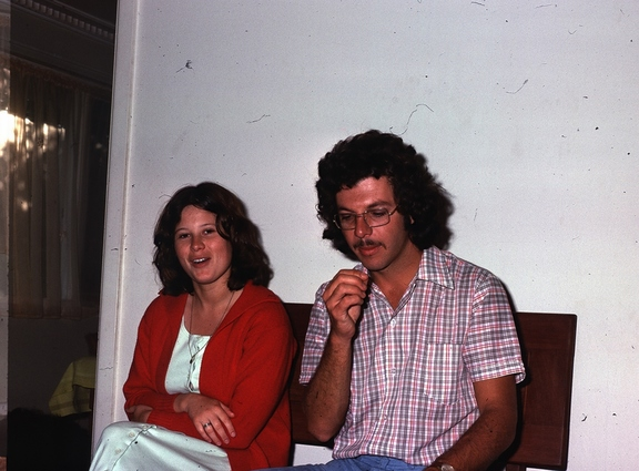 Robert and  Penny  Cunliffe