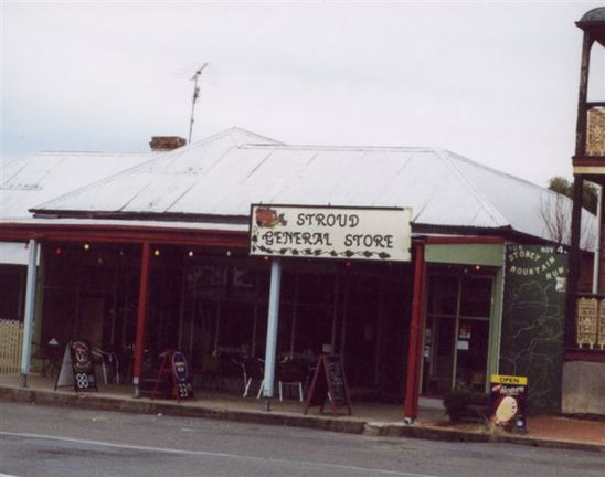 Cunliffe Store in 2004