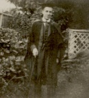 John at his graduation 1939