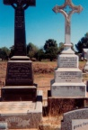 The Jurd grave at Moree Cemetery