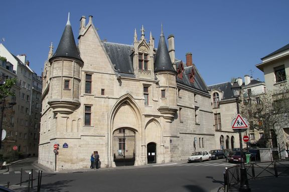 Church of St Paul, Marais