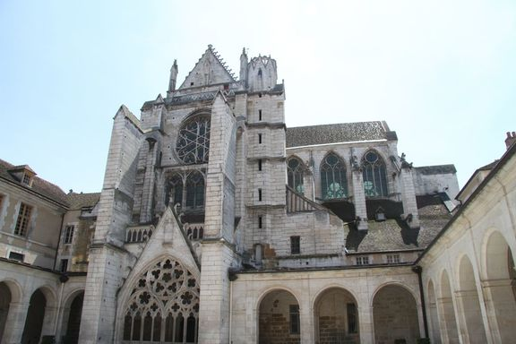Abbey of St Germaine