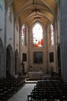 Inside the Church, Chatillon Coligny