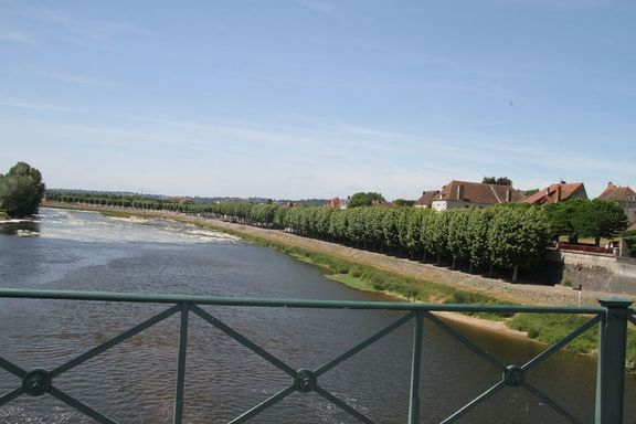 The Loire from the aqueduct
