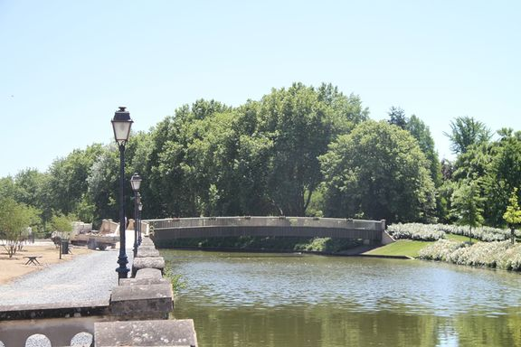 Bridge over the Bourbince, Paray le Monial