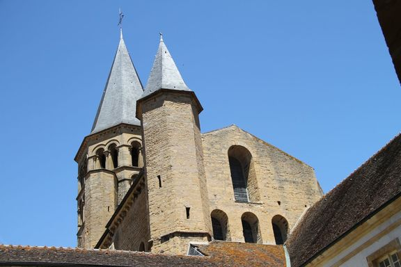 The Basilica of the Sacred Heart, Paray le Monial, 11th Century