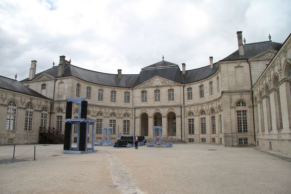 International Centre for Peace, previously Bishop's Palace, Verdun