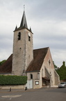 Church at Dammarie sur Loing