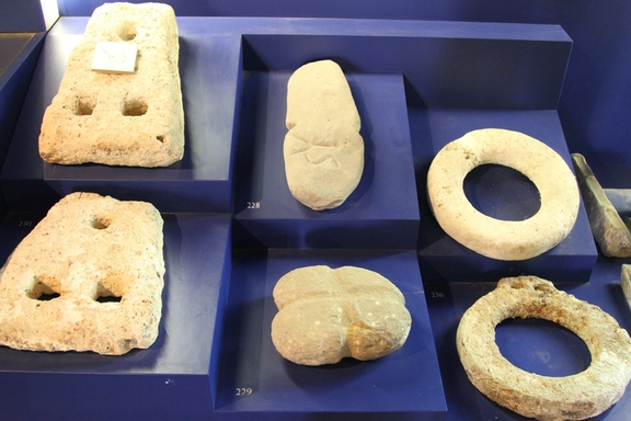 Stone Anchors, from 6 BC