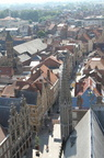 View from the belfry, Ypres