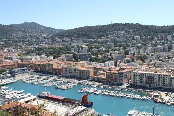 Nice Port and Marina