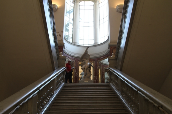 Musee des Beaux Arts, Nice