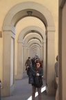 Queue for the Uffizi Gallery