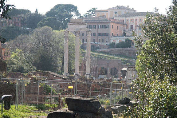 View of the Forum