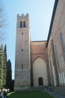 Church of St Dominic, Siena