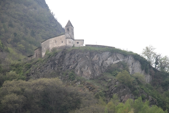 Church near Tirano