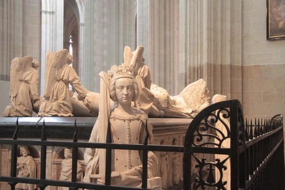 Tomb of Francoise 11, Cathedral of St Peter, Nantes