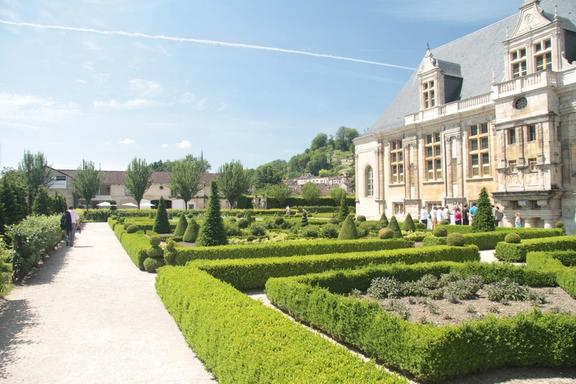 Grand Jardin in the Chateau, Joinville