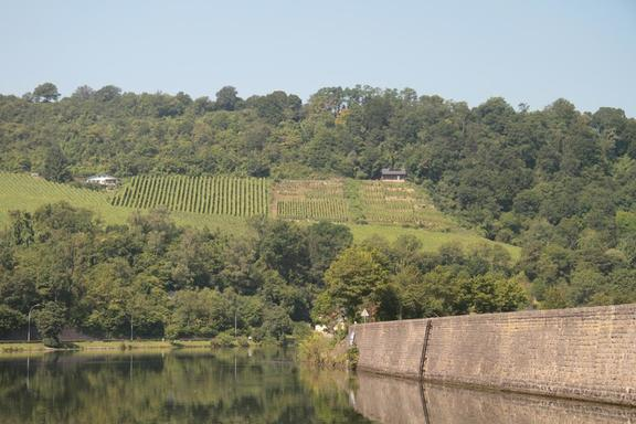 Along the Mosel, Germany