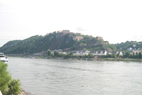 Meeting of the Rhine and the Moselle, Koblenz