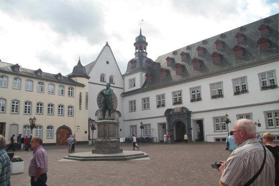 Town square, Koblenz