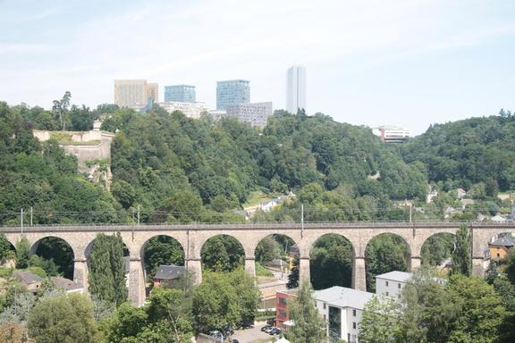 Viaduct, Luxembourg