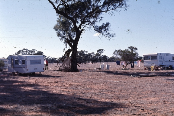 BMR Pooncarie Survey Camp, June 1975