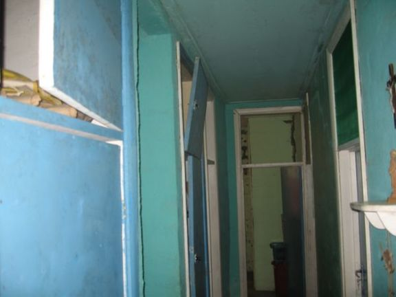 Cupboards no longer close in hall- Convent