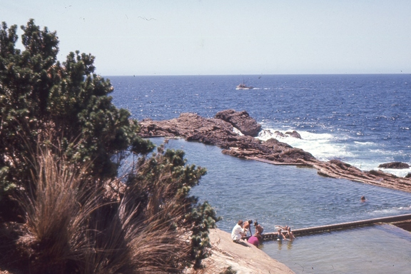 South Coast NSW about 1971