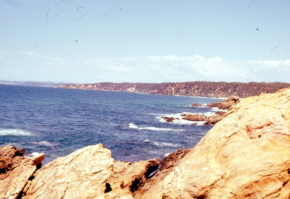 South Coast about 1971
