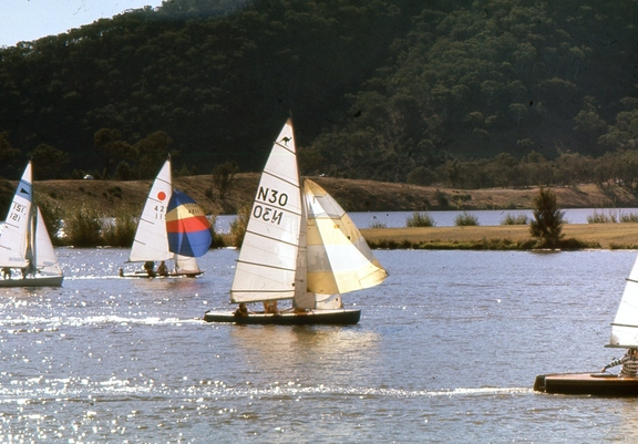 Other classes on the water