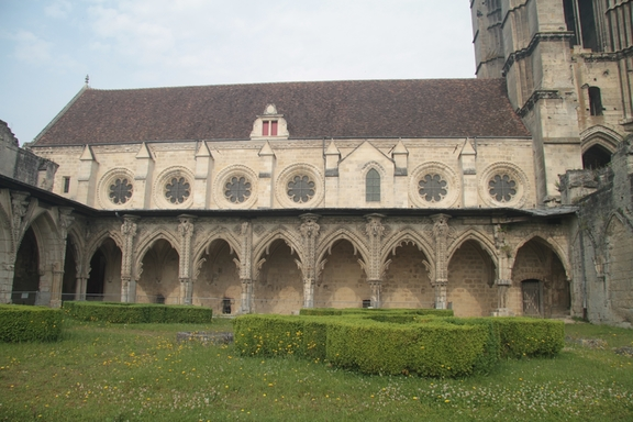 Ancient Abbey of Soissons