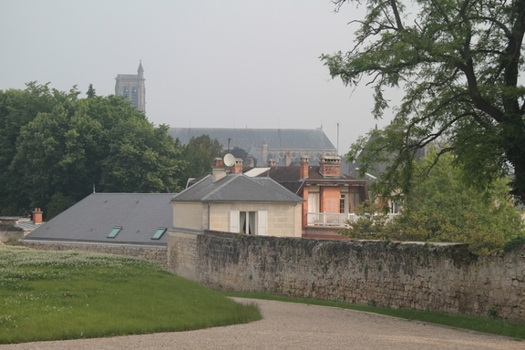 View of Soissons