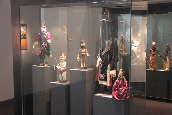 Marionettes, Museum of the Ardennes