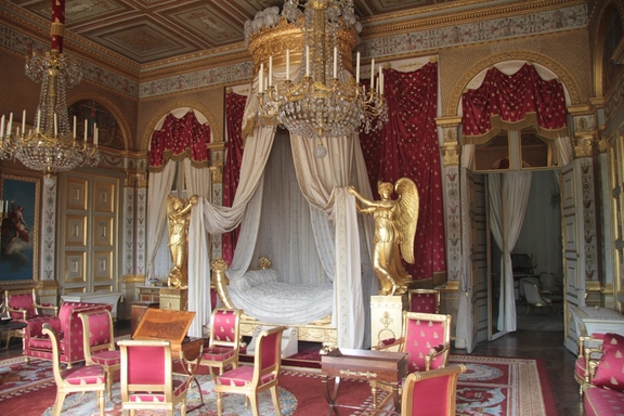 Chateau at Compiegne