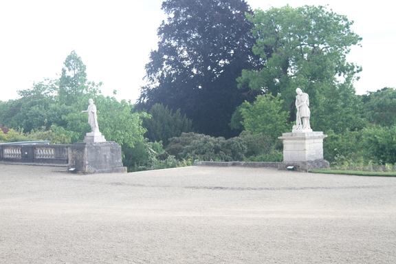 Gardens, Chateau at Compiegne
